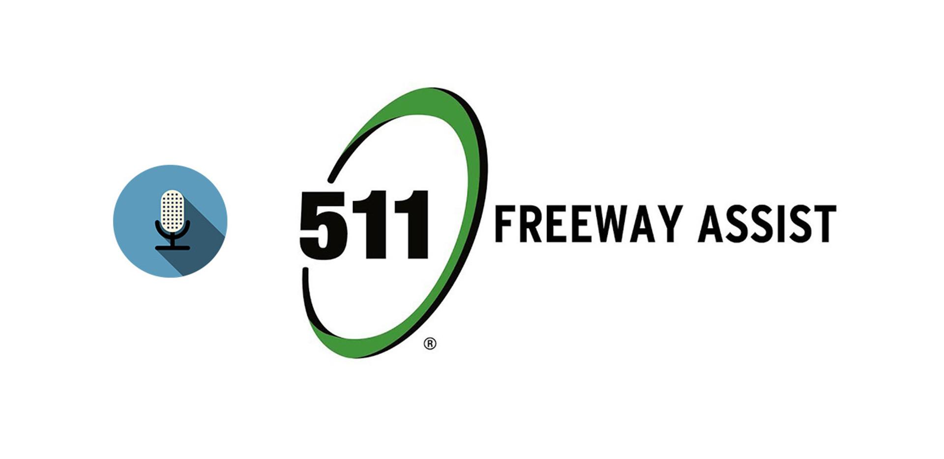 511 Freeway Assist radio spot, Mandarin