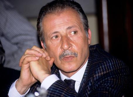 El ejemplo anti mafia: Paolo Borsellino