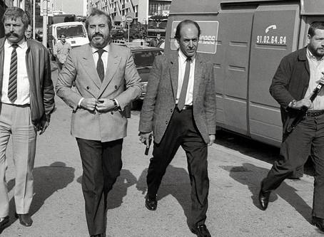 Giovanni Falcone: el científico de la justicia anti mafia