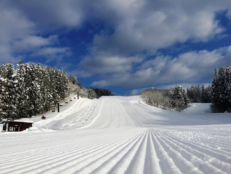 Main slope