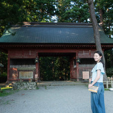 2. Beyond this point is the start of Haguro's steps