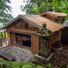 10. You can rest at Ninosaka Teahouse