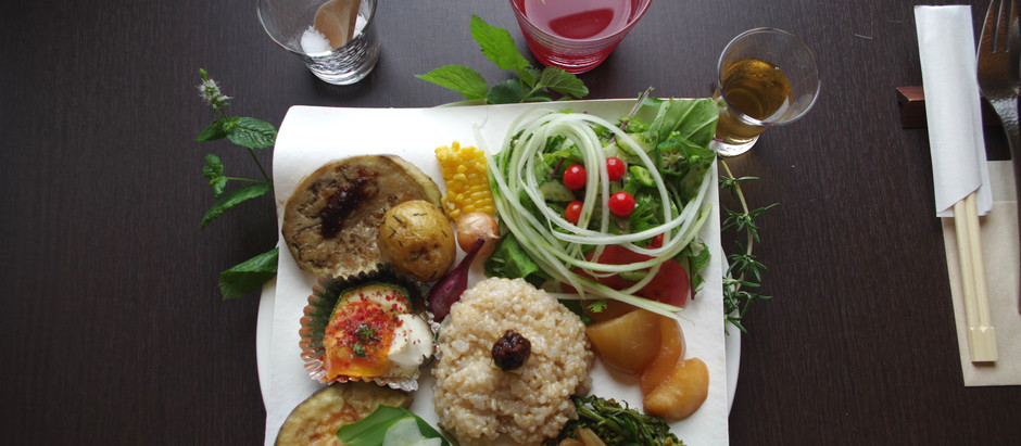 How to travel Vegan in Tsuruoka
