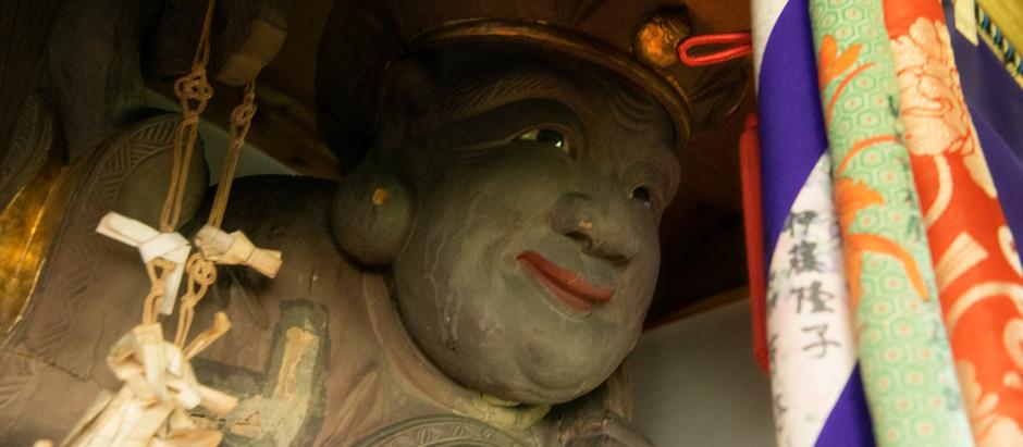 Little anecdotes around shinbutsubunri in Tsuruoka: Part 1