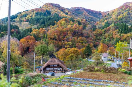 Tamugimata village