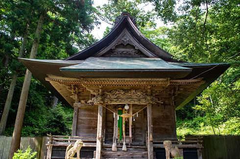 Kihi Shrine (Tsuruoka)