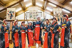 "Ancient bark weave ""Shinaori"" Festival"