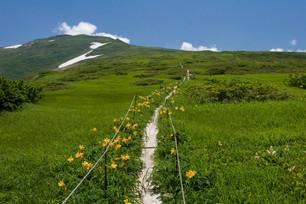Gassan's trail