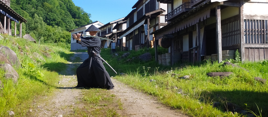 Around Mount Haguro - Historical Movie Set: Studio Sedic