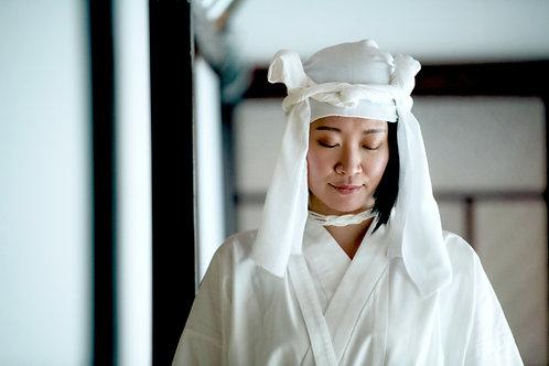 Shiroshozoku pilgrim robe rental