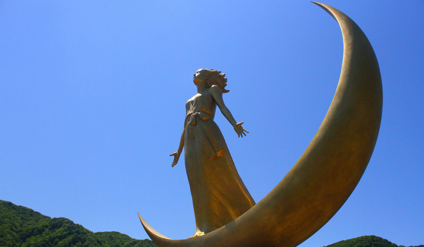 The Goddess of the Mount