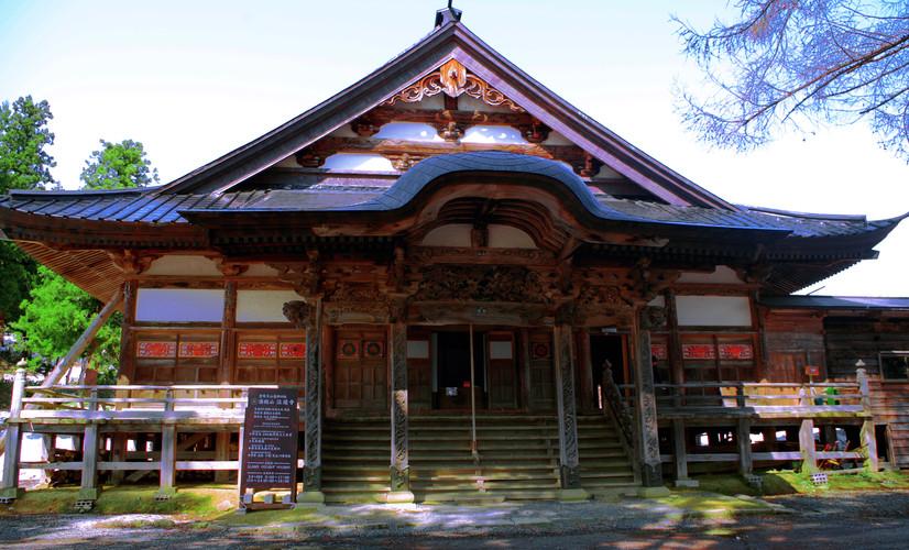 Churenji temple