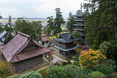 Zenpoji Temple