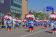 Festival du Tenjin Matsuri de Tsuruoka