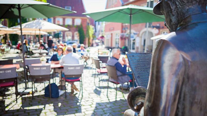Telgte-Marktplatz-Mediterraner-Flair