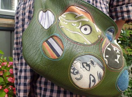 Mさんのバッグ