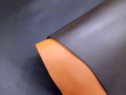 限定特価のタンニンなめしの革3色