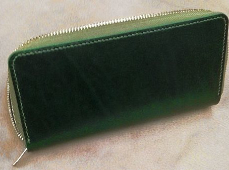 Eさんが作るお財布