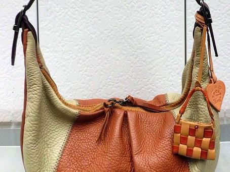Tさんの奥さんのバッグ