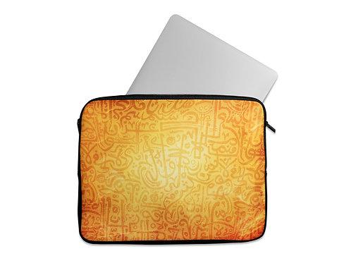 Laptop Sleeve Arabic Pattern