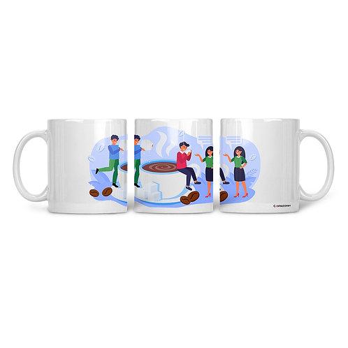Ceramic Mug Coffee Lover 2