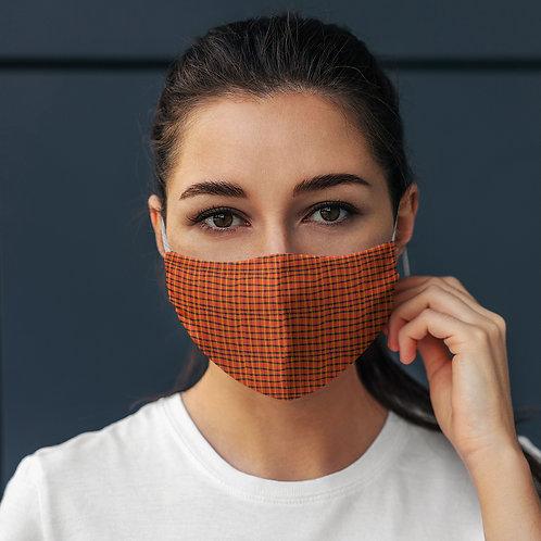 Face Mask Plaid
