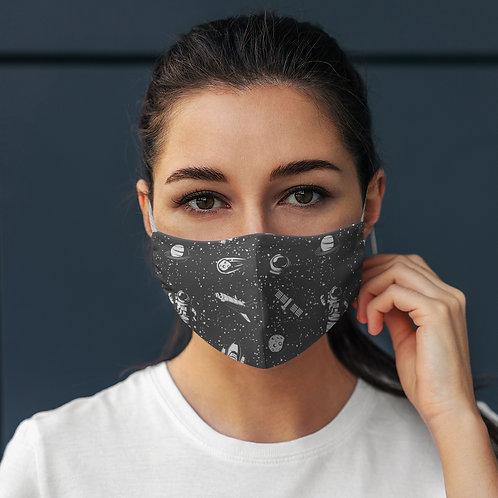 Face Mask Astronaut
