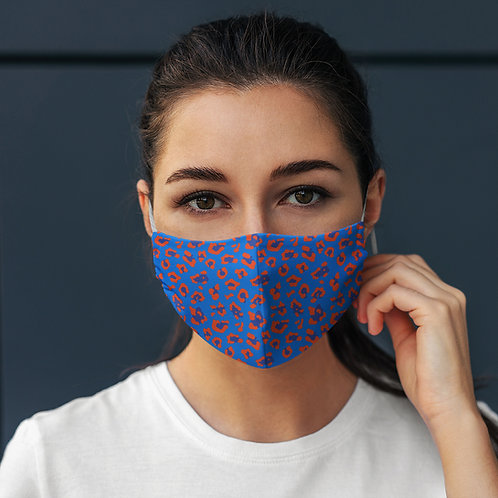 Face Mask Cheetah