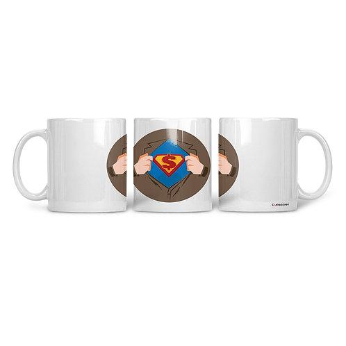 Ceramic Mug Superman