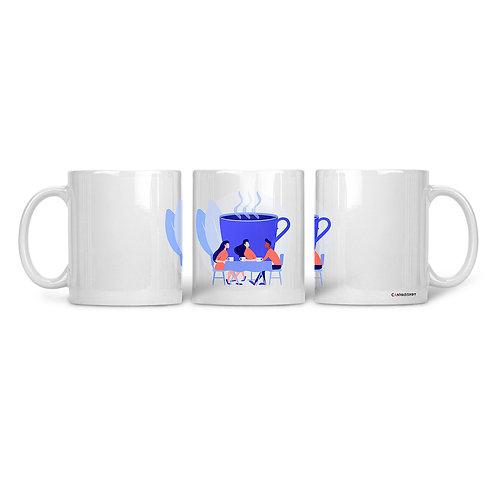 Ceramic Mug Coffee Break