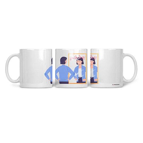 Ceramic Mug You Can Do It