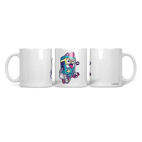 Ceramic Mug Gameboy