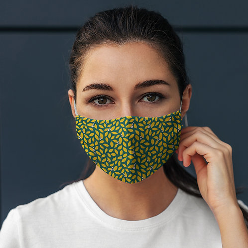 Face Mask Leaf
