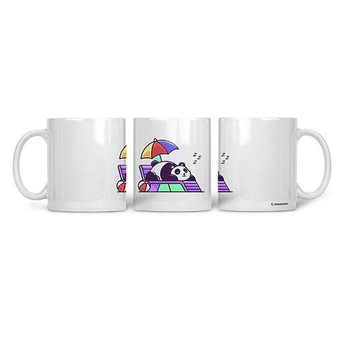Ceramic Mug Sleeping Panda