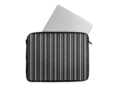 Laptop Sleeve Black And White