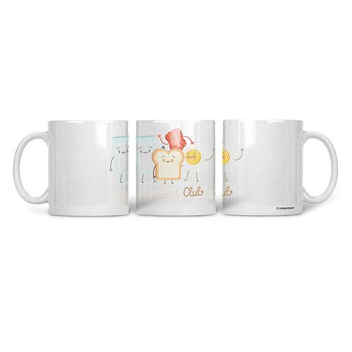 Ceramic Mug Breakfast Club