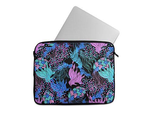 Laptop Sleeve Coral Reefs