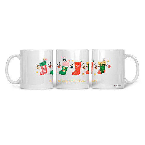 Ceramic Mug Merry Christmas