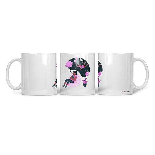 Ceramic Mug Dreaming