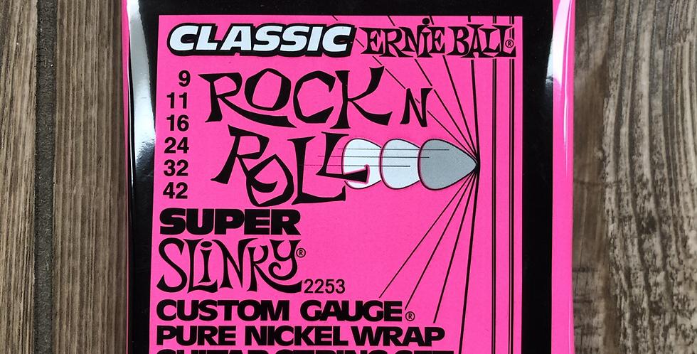 Ernie Ball Classic Electric Guitar Strings