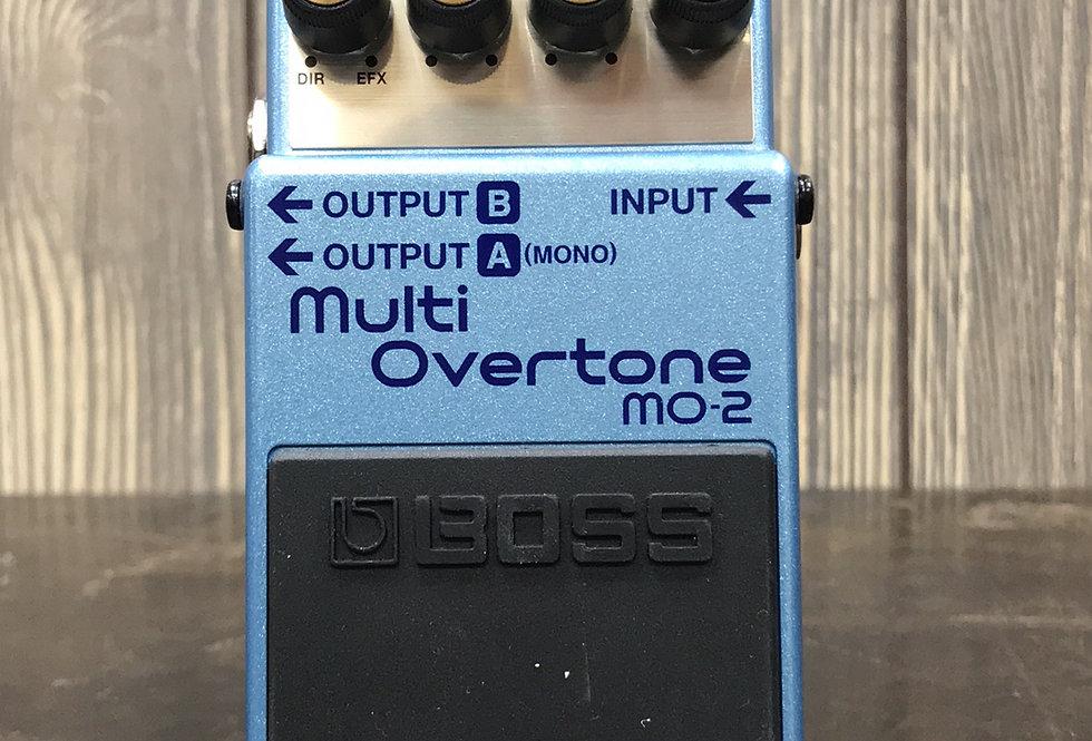 Boss MO2 Multi Overtone Pedal