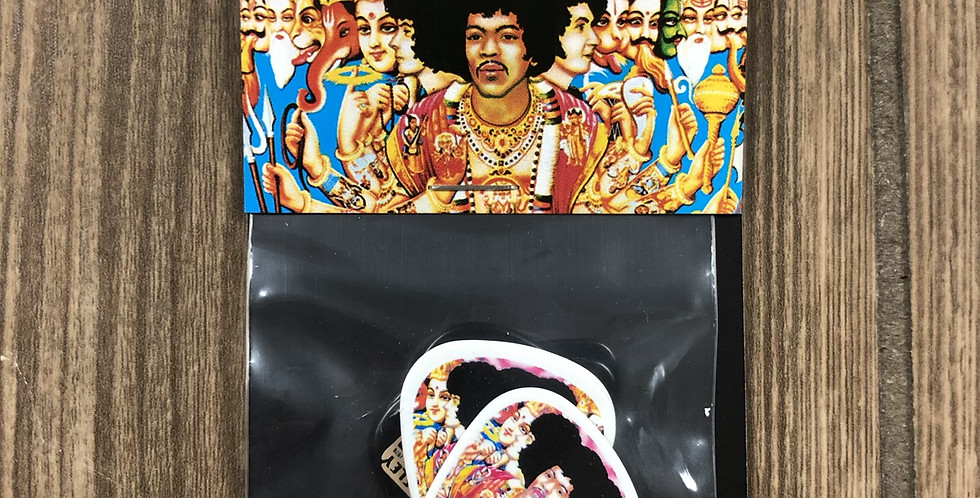 "Jimi Hendrix ""Bold As Love"" Picks"