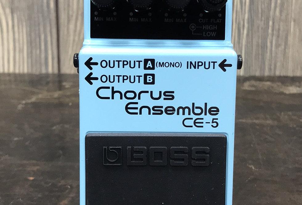 Boss CH1 Super Chorus Pedal