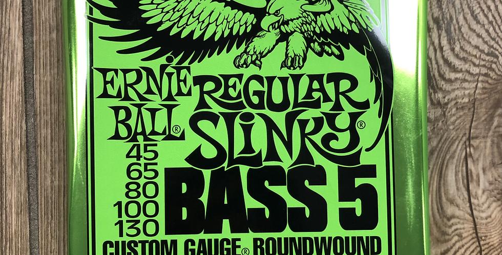 Ernie Ball 5-String Bass Strings