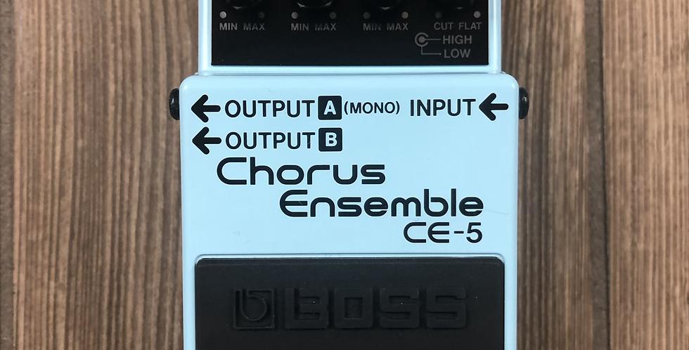 Boss CE5 Chorus Ensemble Pedal