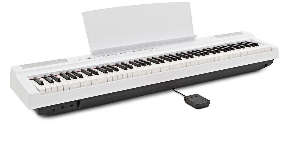 Yamaha P125WH Digital Piano