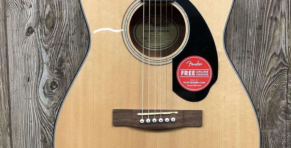Fender CC60S Acoustic Guitar