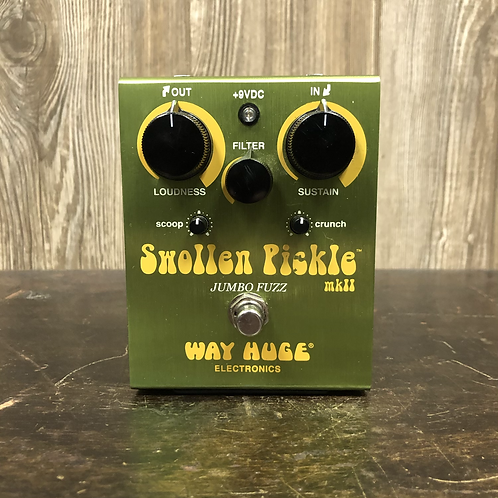 Way Huge Swollen Pickle (pre-owned)