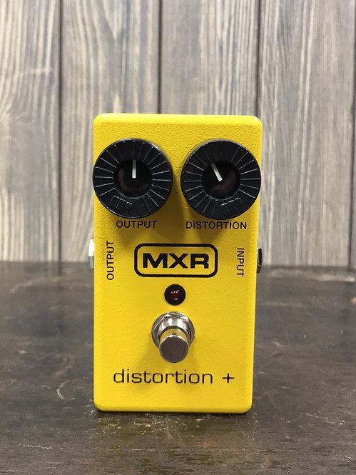 MXR Distortion+ Pedal
