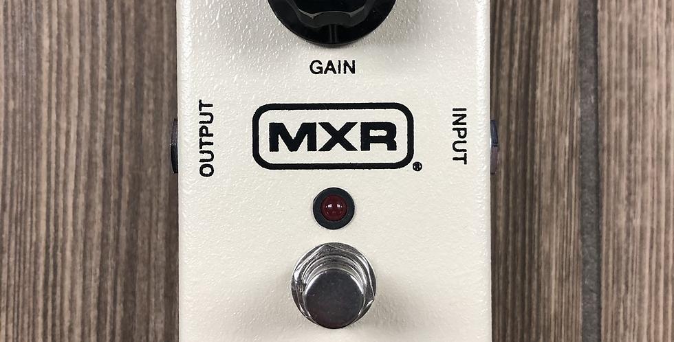 MXR M133 Micro Amp Gain/Boost Pedal